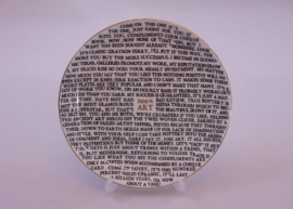 Grayson Perry - plate1