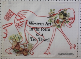 Grayson Perry - Tea-towel