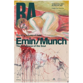 Tracey Emin - Munch Poster
