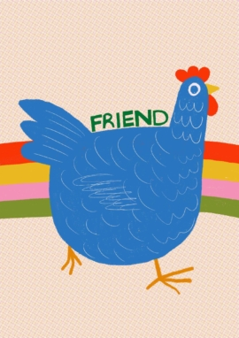 Jen Peterson - Chicken Friends