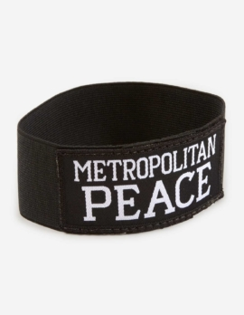 Banksy War Boutique Armband 1