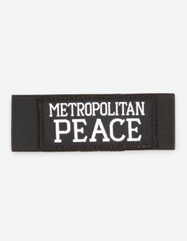 Banksy War Boutique Armband