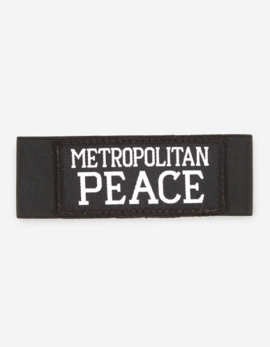 Banksy War Boutique Armband