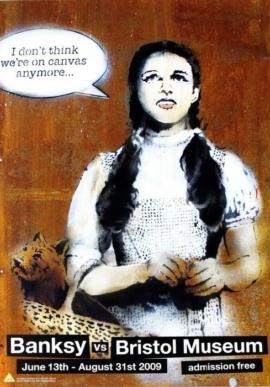 Banksy_Bristol_Museum_Set 1