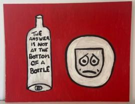 Mr MentalHealth - Bottom Of A Bottle
