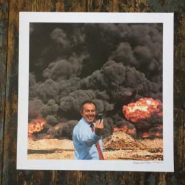 Peter Kennard - Photo Op