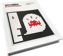 Invader - Prints On Paper