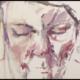 Miss Eils - My Movie Self Portrait with Headscarf
