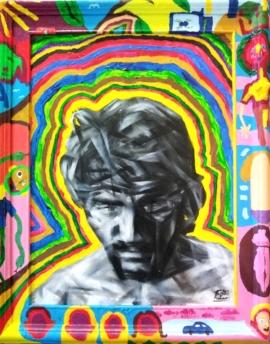 Reece Swanepoel - Self-portrait at present (2021) (1)