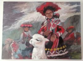 Maria Iriarte - Cuzco City